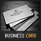 Canvas Business Card - GraphicRiver Item for Sale