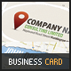 C Map Business Card - GraphicRiver Item for Sale