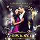 Romance Night Flyer - GraphicRiver Item for Sale