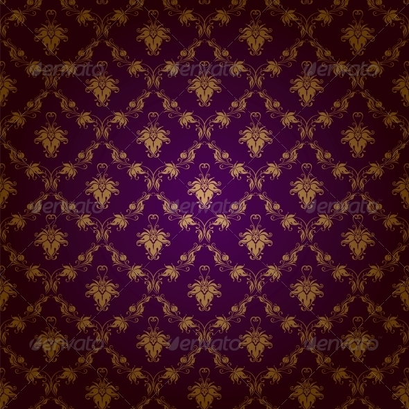 GraphicRiver Damask Seamless Floral Pattern 4747044