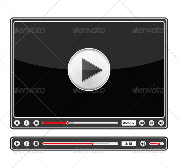 GraphicRiver Audio and Video Players 4747262