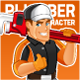 Plumber Character - GraphicRiver Item for Sale