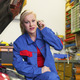 woman as a mechanic in auto repair shop - PhotoDune Item for Sale