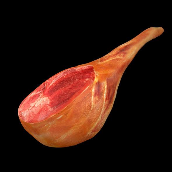 3DOcean Ham Leg 4748002