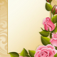 Roses background - GraphicRiver Item for Sale