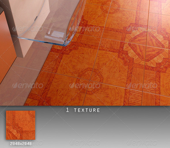 3DOcean Professional Ceramic Tile Collection C040 495043