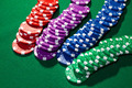 Colorful poker chips - PhotoDune Item for Sale