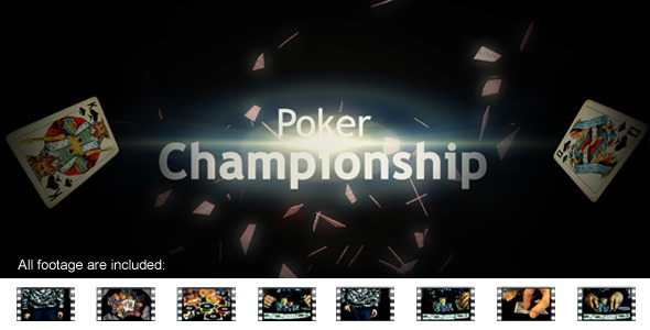 After Effects Project - VideoHive Royal Flush 495151