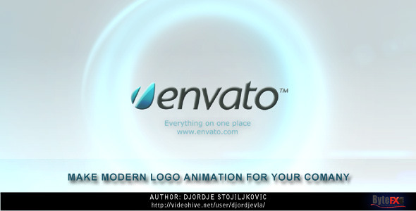 After Effects Project - VideoHive The Modern Circle Logo 495361