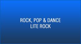 Rock, Pop & Dance - Lite Rock