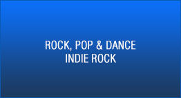 Rock, Pop & Dance - Indie Rock