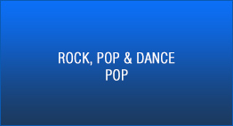 Rock, Pop & Dance - Pop
