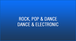 Rock, Pop & Dance - Dance / Electronic