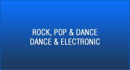 Rock, Pop & Dance - Dance / Electronic