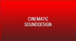 Cinematic / Trailer - Sounddesign