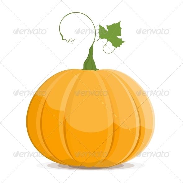 GraphicRiver Pumpkin 4749362
