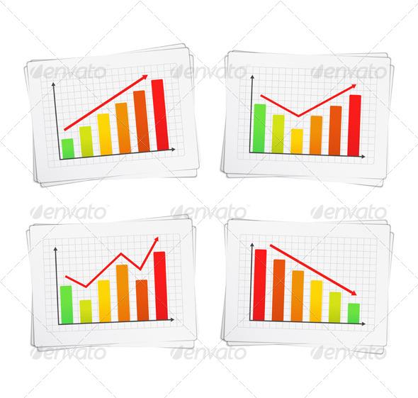 GraphicRiver Graphs 4751229