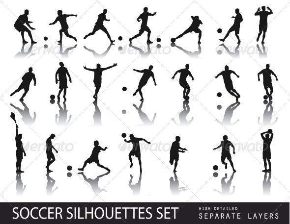 GraphicRiver Soccer Set 4751366