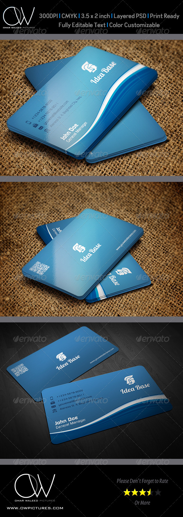 GraphicRiver Corporate Business Card Vol.27 4751561