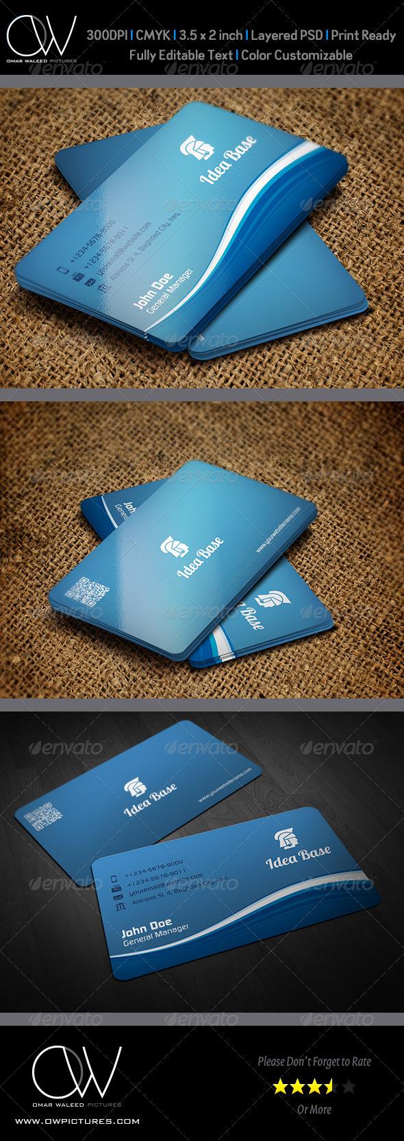 Corporate Business Card Vol.27 - Corporate Business Cards