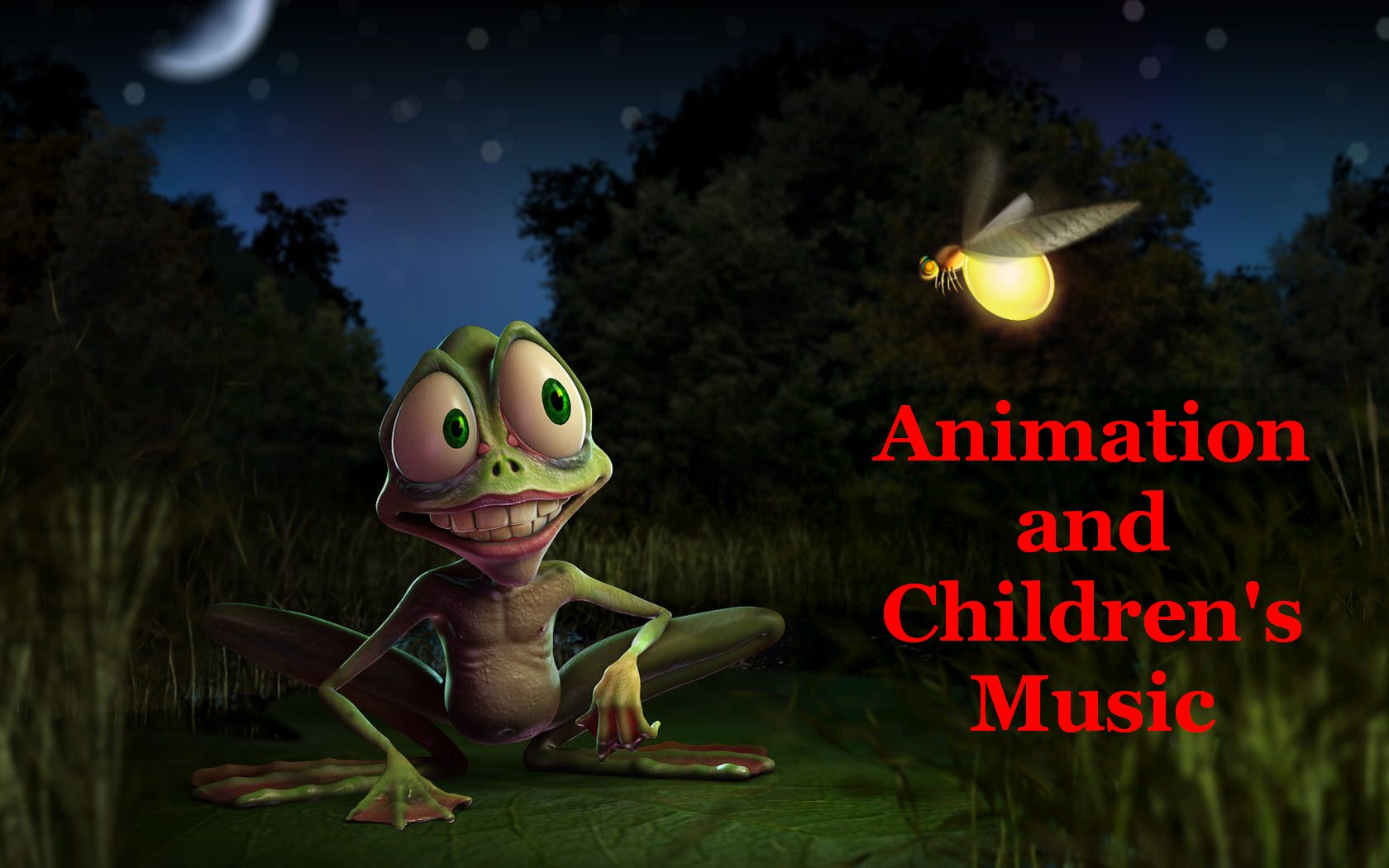 Animation, Children's music