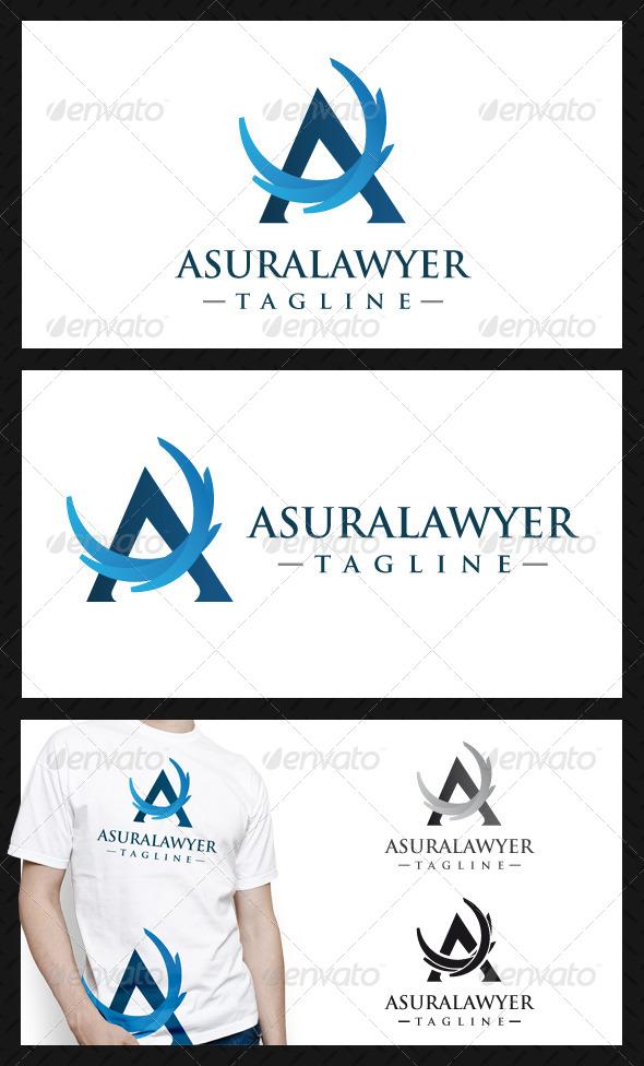 GraphicRiver Asura Letter A Logo Template 4753136