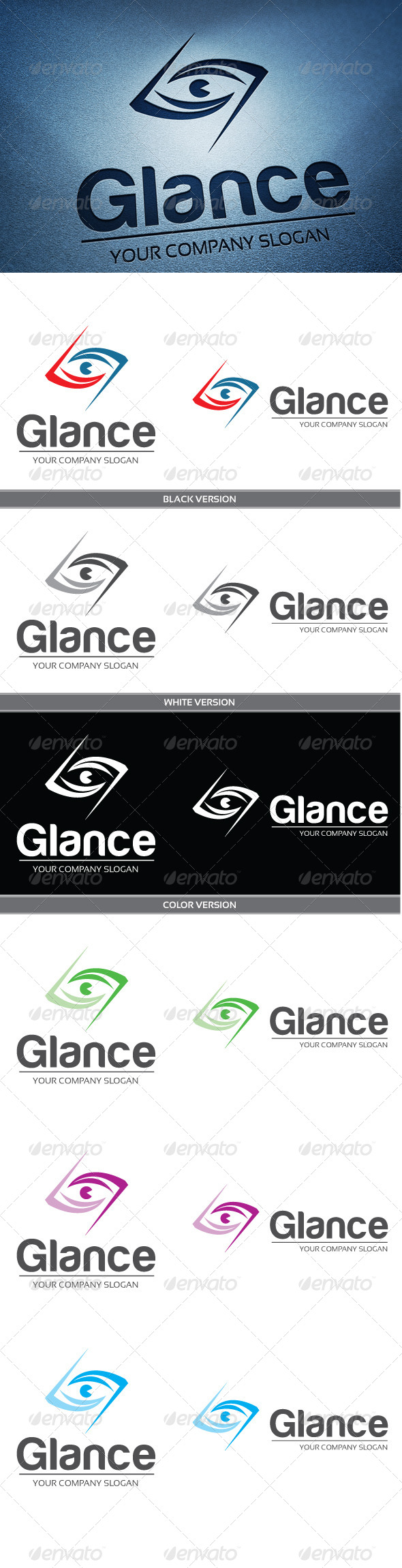 GraphicRiver Glance 4753418