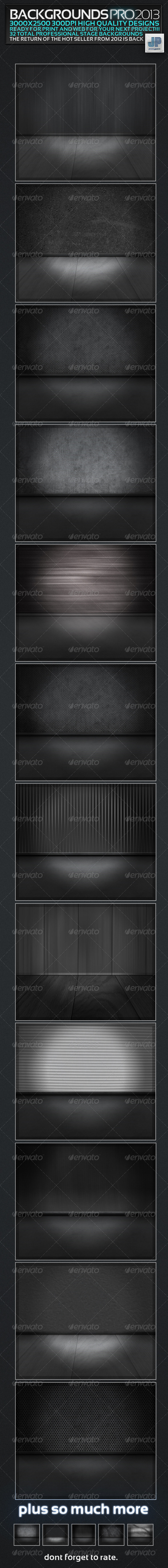 GraphicRiver Backgrounds Pro 2013 4754807