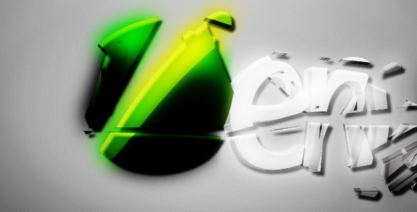 After Effects Project - VideoHive Clean Logo 3D 496021