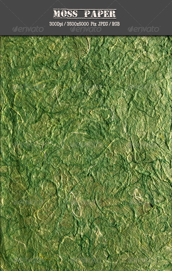 GraphicRiver Moss Paper 1 4756111
