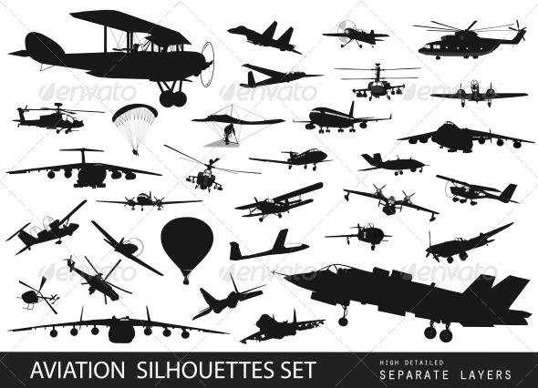 GraphicRiver Aviation 4756390