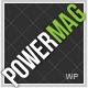 PowerMag: The Most Muscolar Magazine/Reviews Theme