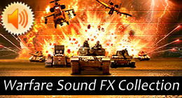 Warfare Sound FX Collection