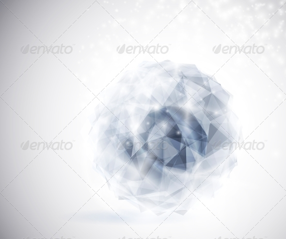 GraphicRiver Precious Crystal 4758796