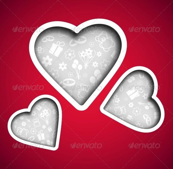 GraphicRiver Background Valentine s Day 4758904
