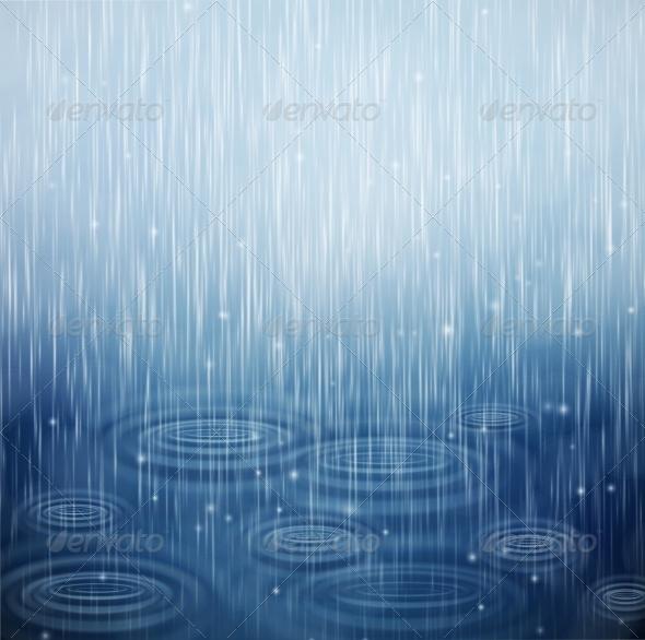 GraphicRiver A Rainy Day 4758916