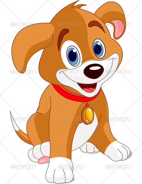 GraphicRiver Cute Puppy 4759212