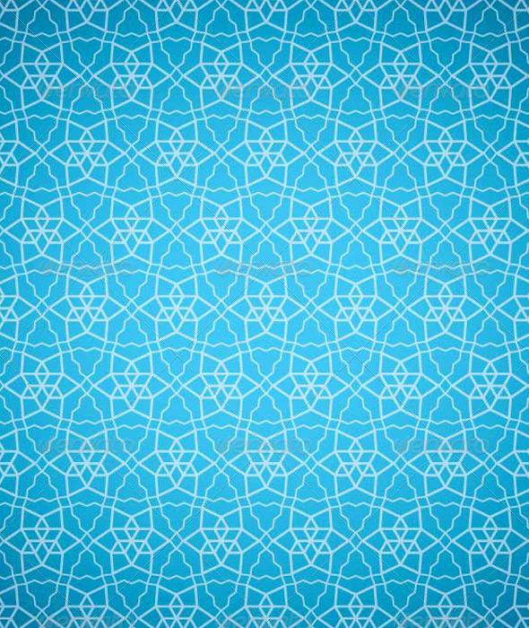 GraphicRiver Moroccan Pattern 4740167