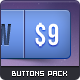 Buttons Pack - GraphicRiver Item for Sale