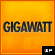 Gigawatt - WordPress Video Theme - ThemeForest Item for Sale