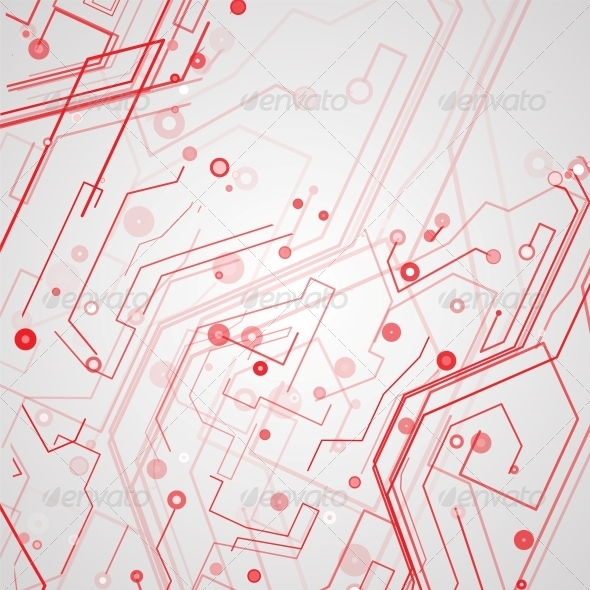 GraphicRiver Circuit Board Background 4761487