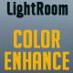 Lightroom Color Enhance Preset - GraphicRiver Item for Sale
