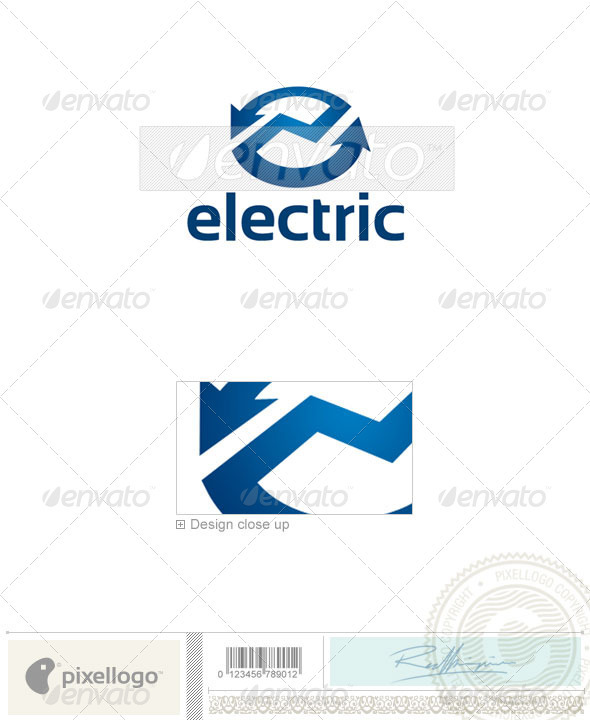Industry & Science Logo - 2250 - Vector Abstract
