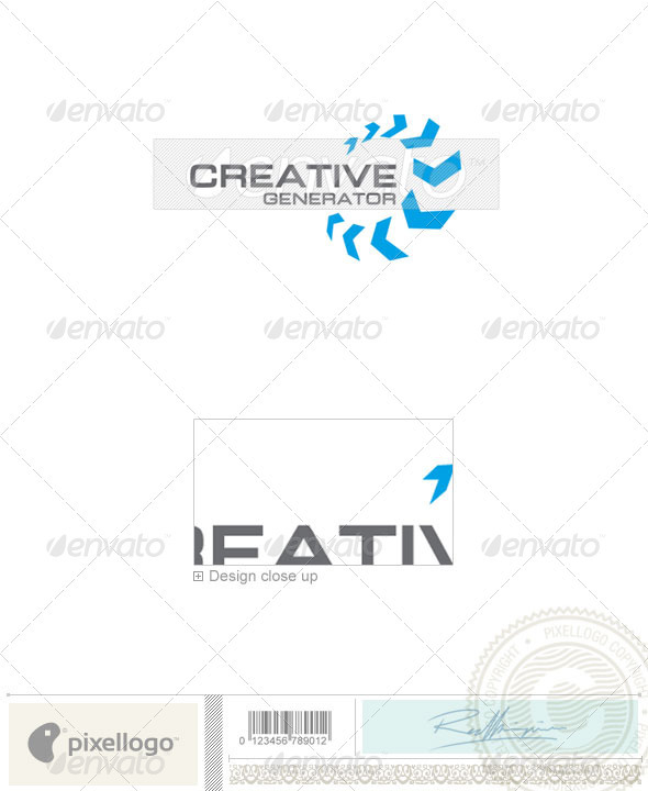 Business & Finance Logo - 1826 - Vector Abstract