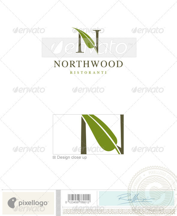 Nature & Animals Logo 1696
