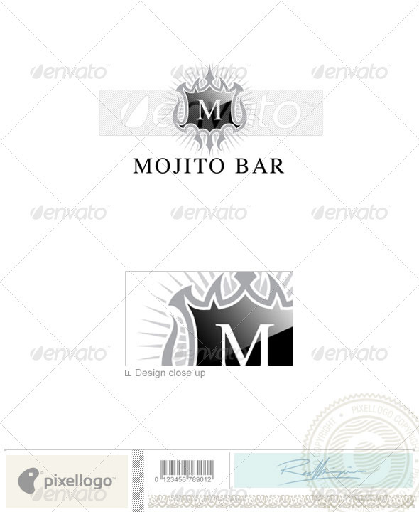 GraphicRiver Activities & Leisure Logo 495 496571