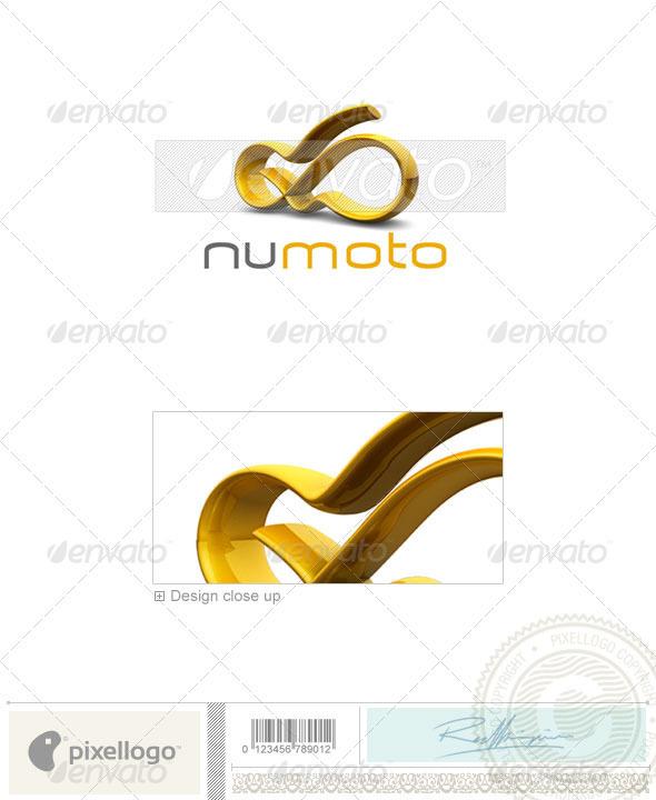 Technology Logo - 3D-314