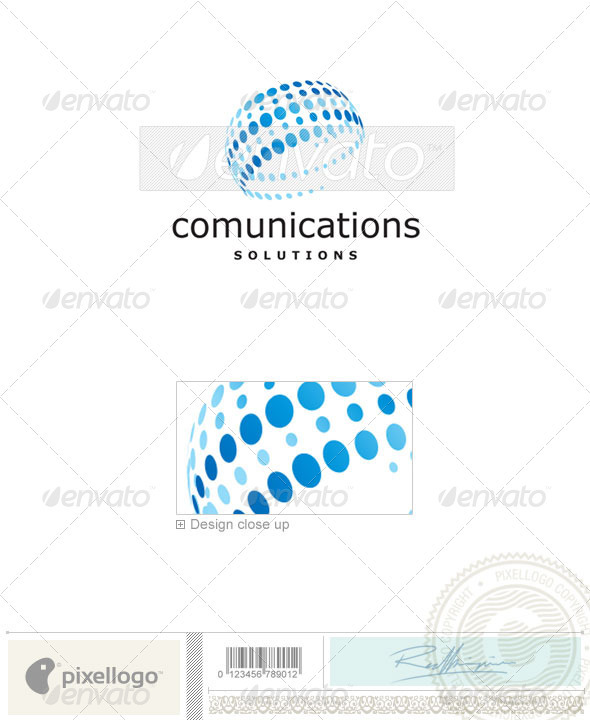 GraphicRiver Communications Logo 2225 496608