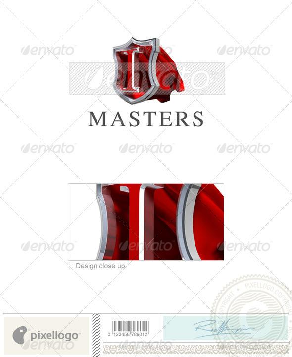 GraphicRiver I Logo 3D-259-I 496612