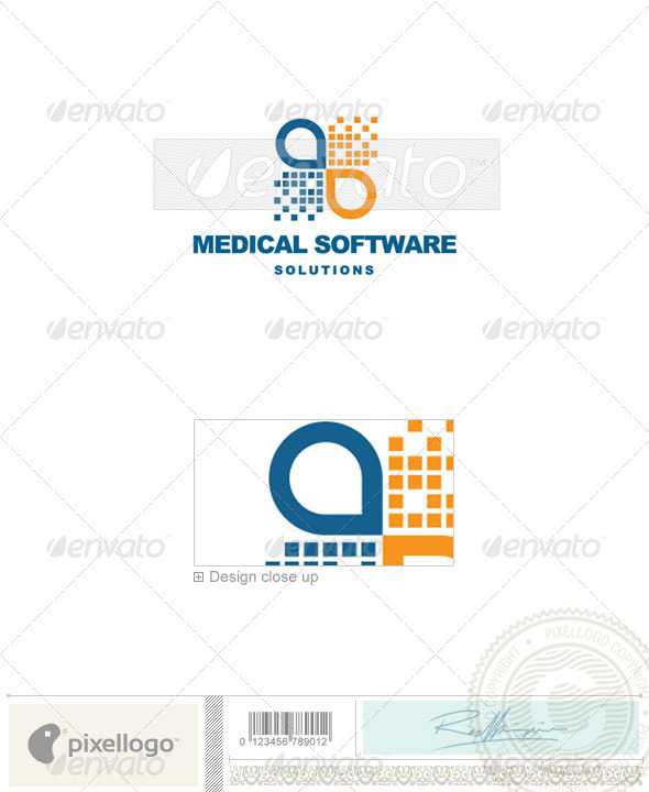 Industry & Science Logo - 611   GraphicRiver